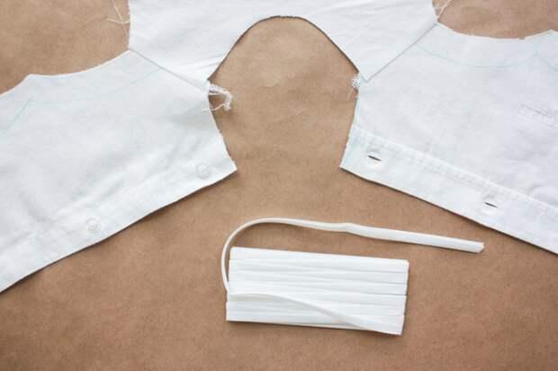 выкройка детского платья для младенца