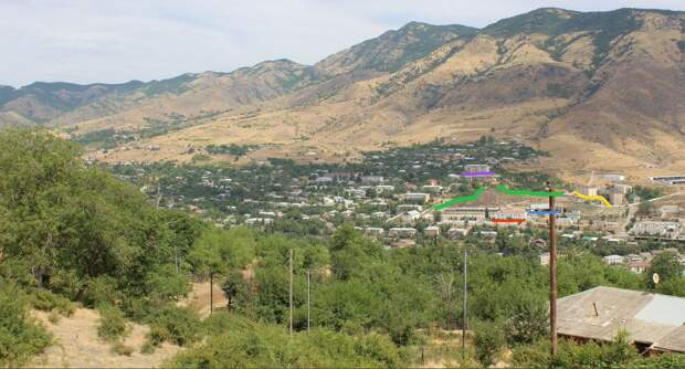 Азербайджанская армия в Гадруте