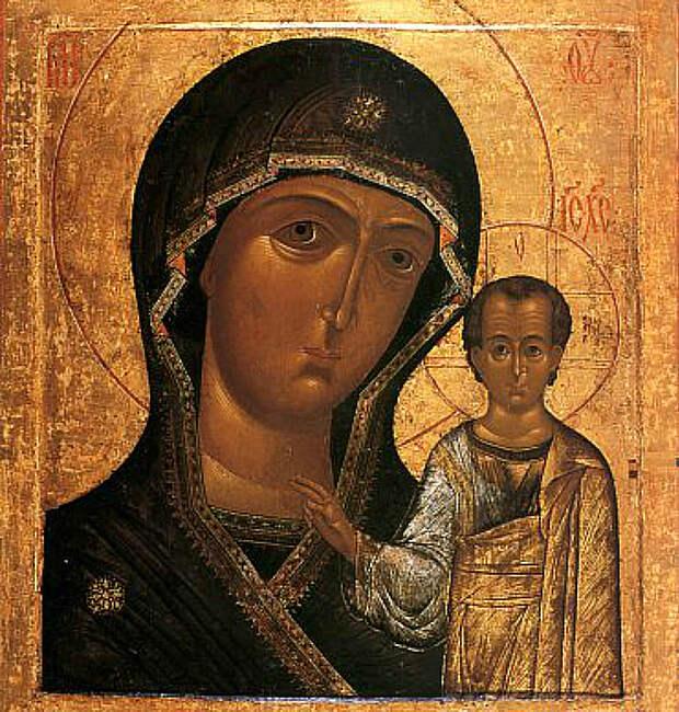 32 факта об иконе Казанской Божьей Матери