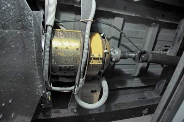 Электродвигатель для электромобиля