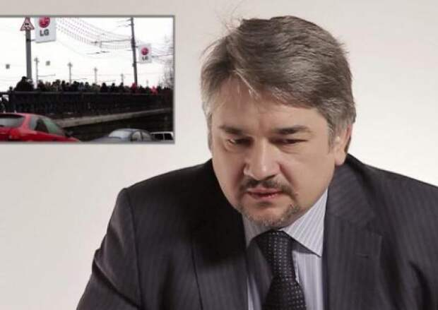 Ищенко: Националисты могут свернуть Порошенко шею через две недели