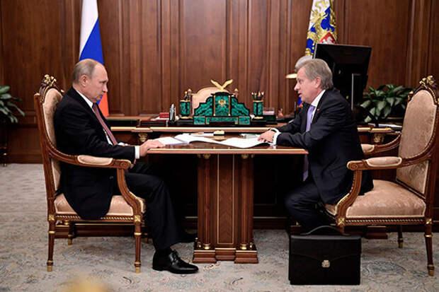 Глава «Аэрофлота» рассказал Путину, где будут созданы региональные хабы