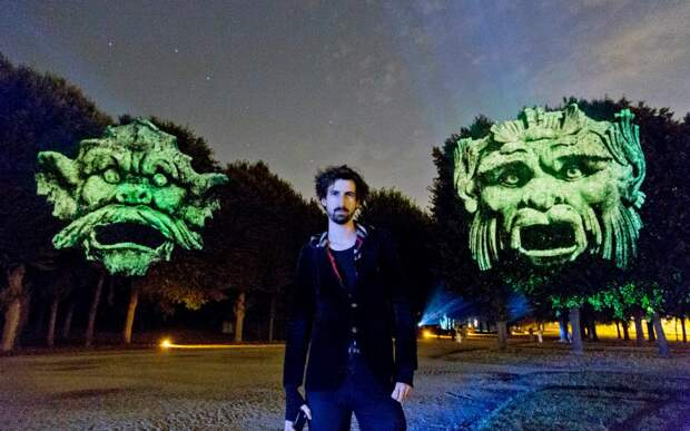 Древесные монстры или существа из темноты: Клемент Брия