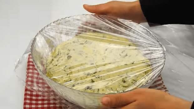 Необычная и вкусная выпечка, способная заменить хлеб