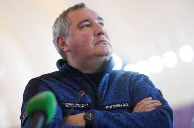 Рогозин обсудил с космонавтами создание российской орбитальной станции