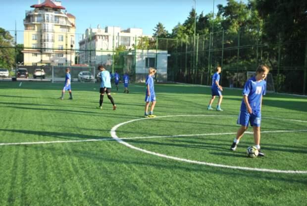 Футбол в каждый двор!