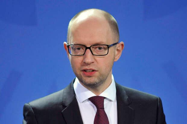 Арсений Яценюк. Фото: GLOBAL LOOK press/Tobias Seeliger