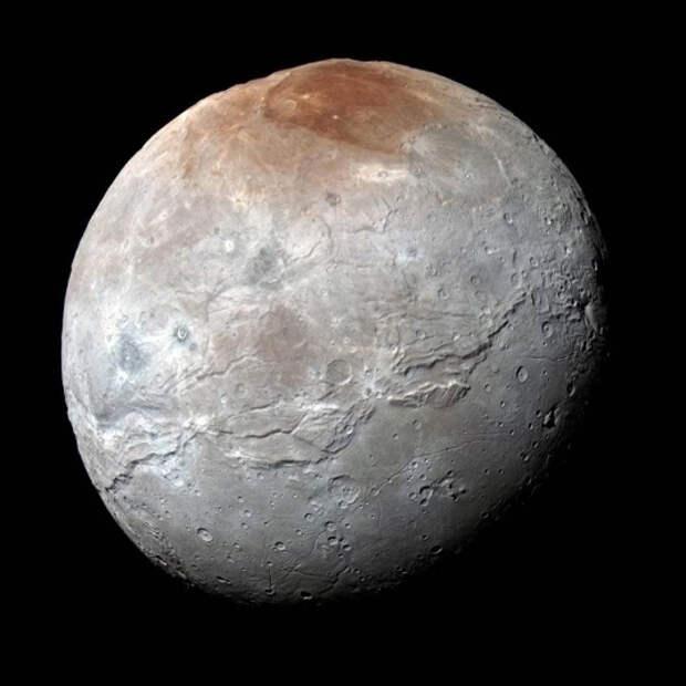 Спутник Плутона Харон