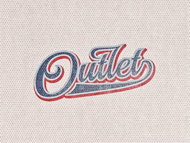 Вдохновляющие примеры винтажных и ретро-логотипов
