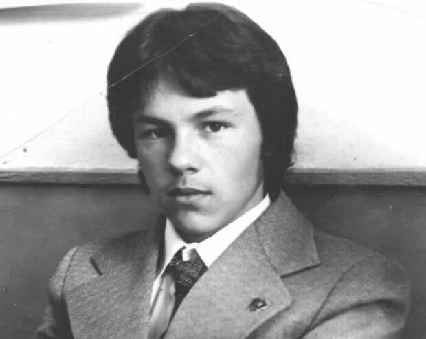 Иностранная любовь Андрея Мартынова