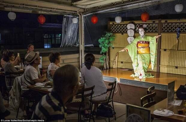 Будни современных гейш гейша, история, люди, япония