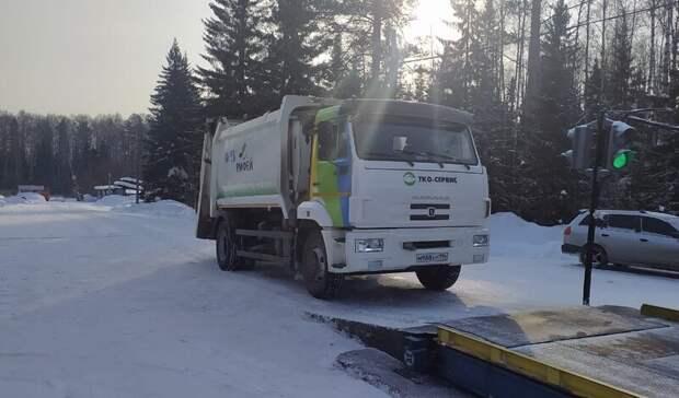 Наполигонах Свердловской области проверены весовые комплексы