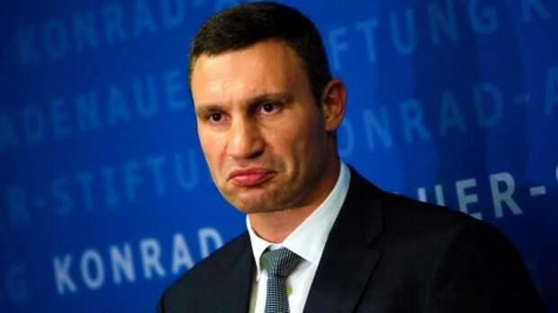 Кличко призвал украинцев объединяться