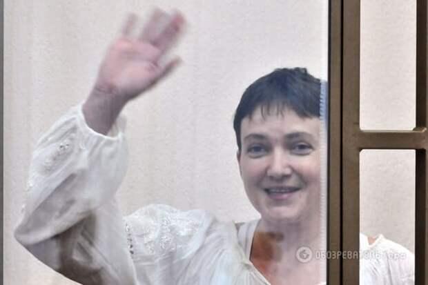 """""""В новом году Савченко уедет домой"""""""