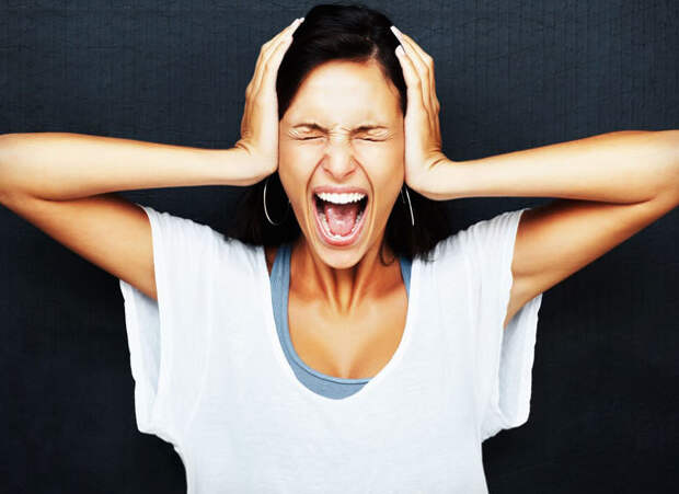 Стресс делает женщину непривлекательной для мужчин / Украинский бизнес ресурс