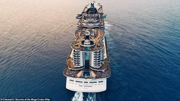 Грязные секреты роскоши: что скрывается за пышностью и лоском фешенебельного лайнера