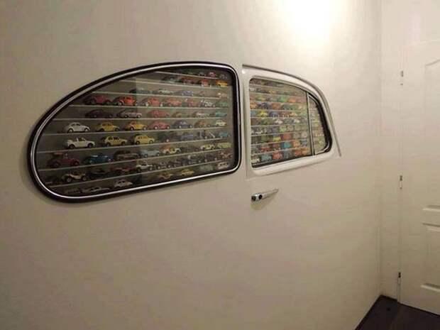 Окно в коллекцию