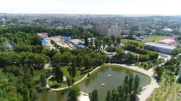 Реконструкция Гагаринского парка Симферополя: Приз за лучшую концепцию составит 1 миллион рублей