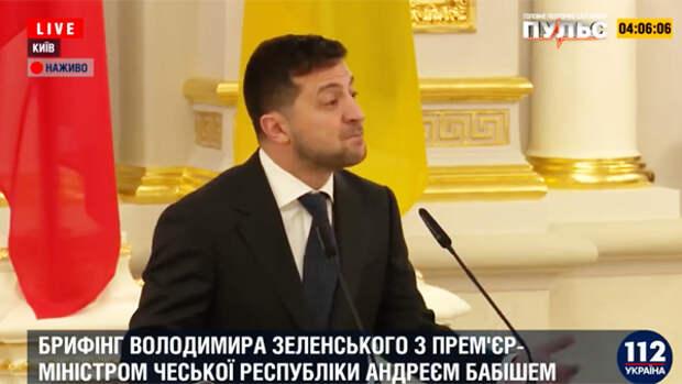 Соловьев раскритиковал Зеленского за непонимание сути президентства