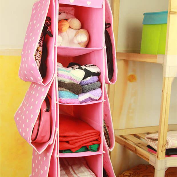10 идей для поддержания порядка в большой гардеробной и маленьком шкафу