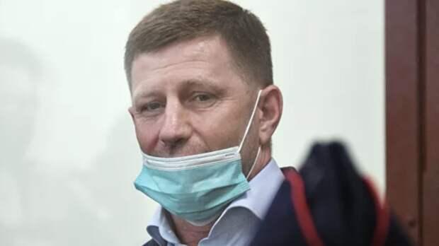 Дегтярёв выступил за открытый суд над Фургалом