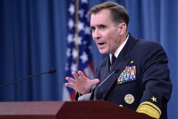 Полиция Капитолия попросила у Пентагона помощи из-за ожидаемых протестов в Вашингтоне