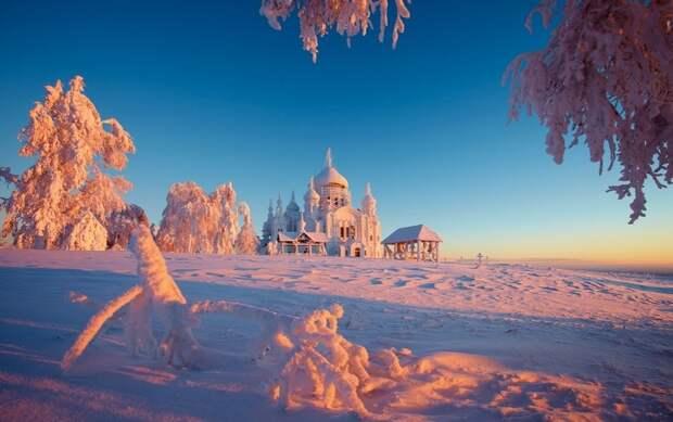 10 фотографий, доказывающих, что Россия просто создана для зимы