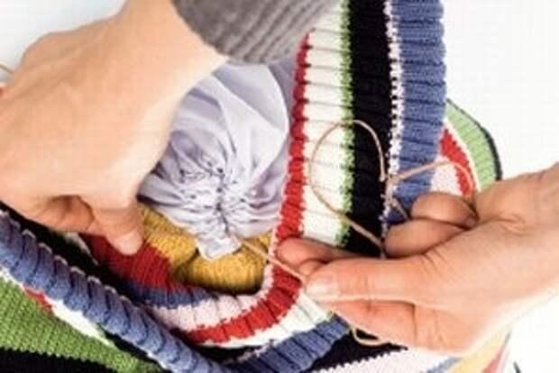 Переделки из свитера