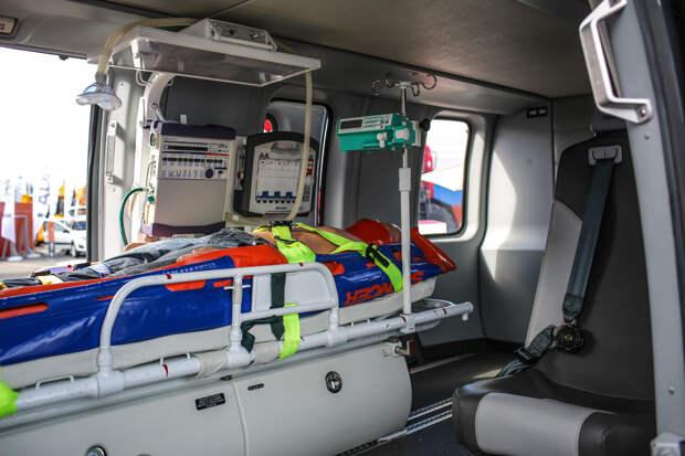 Ростех передаст Национальной службе санитарной авиации 150 медицинских вертолетов