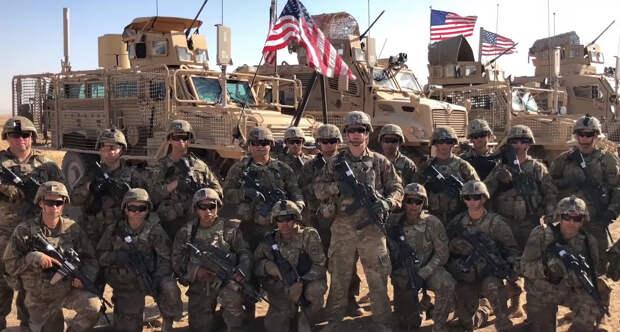 Мобильные силы США