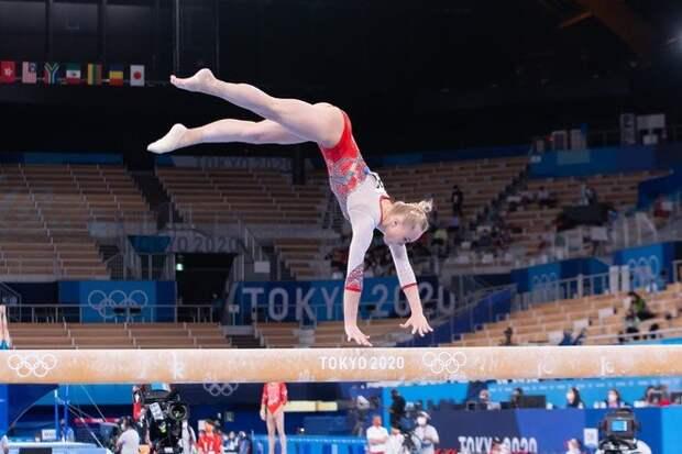 Я болею за русских: американцы поддержали гимнасток из России перед финалом