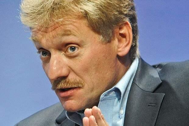 Песков прокомментировал слова о переброске российских войск на Донбасс