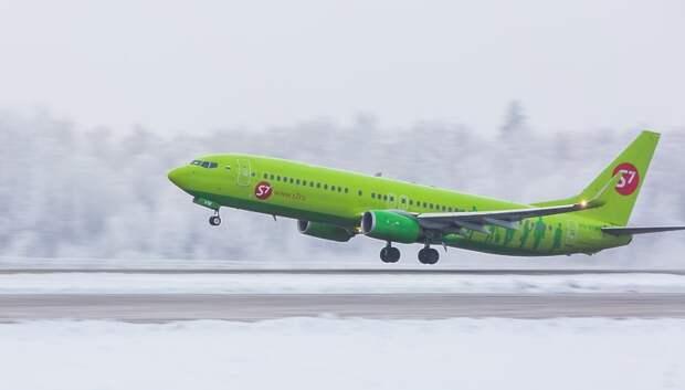 Число задержанных и отмененных рейсов в аэропортах Московского региона выросло до 62