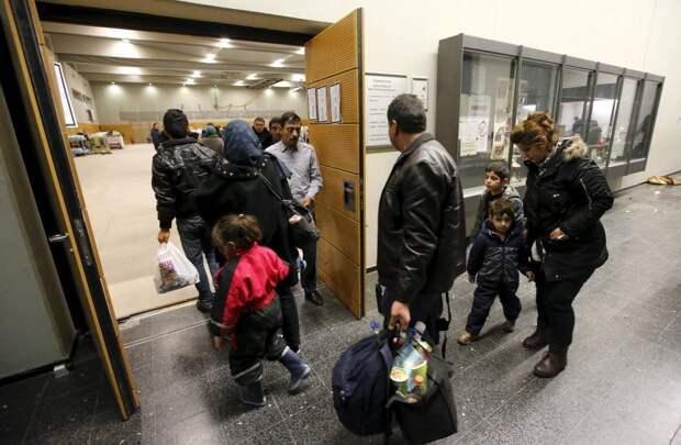Приюты для беженцев