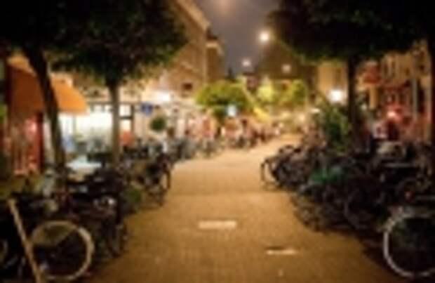 О велосипедах в Амстердаме