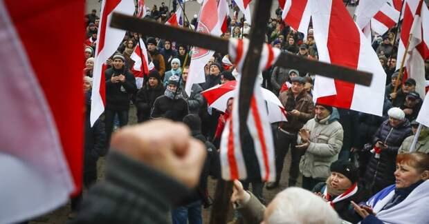 Оппозиция пытается разрушить Белоруссию на фоне потирающего ручки Запада