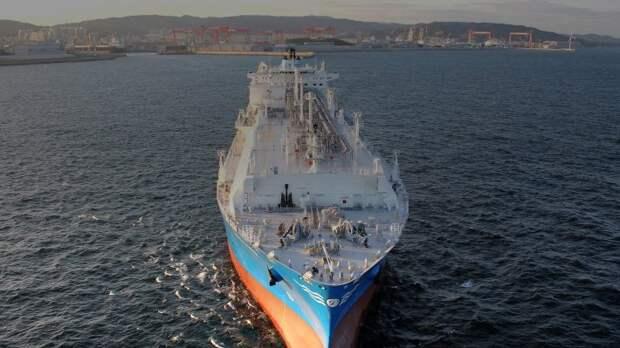 Газовое сотрудничество с Москвой заставило Германию пренебречь «молекулами свободы» из США