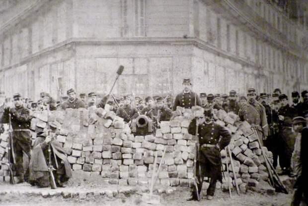 Парижская Коммуна