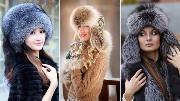 Самые модные зимние шапки 2020