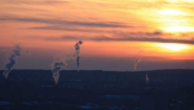 Предприятие в Подольске оштрафовали за выброс вредных веществ в воздух