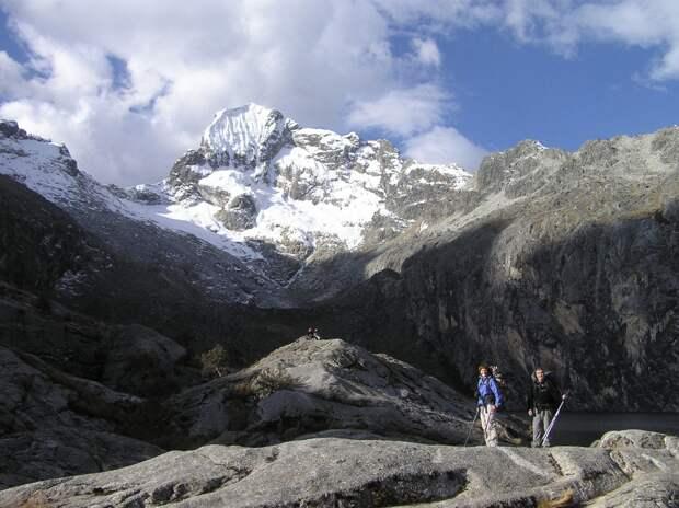 Сокровища перуанских гор. Уарас