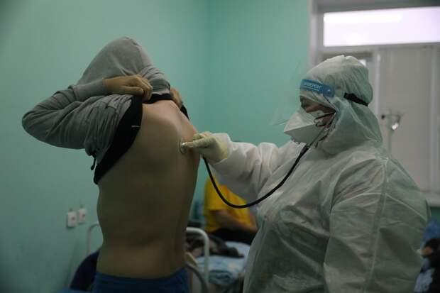 В16 районах Нижегородской области невыявлено новых случаев заражения коронавирусом