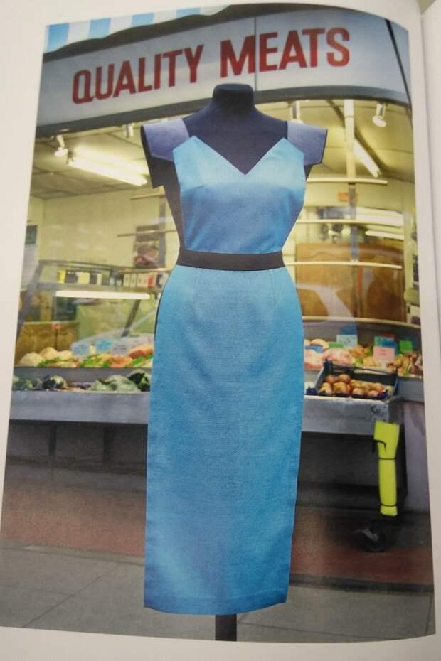 Переделка платья от Ролан Муре (Diy)