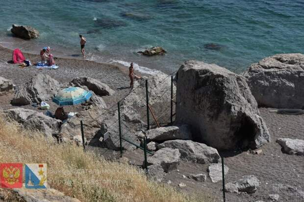 В Севастополе 12 пляжей должны быть закрыты для посетителей