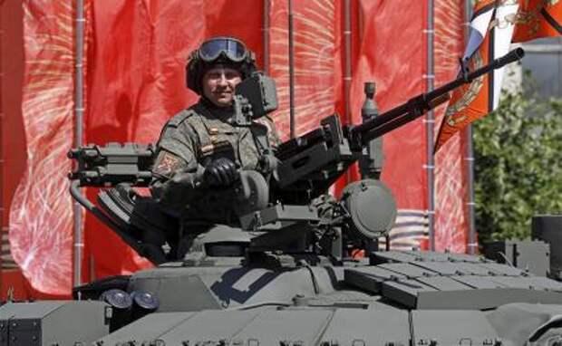 Россия отпразднует 9 мая в гордом одиночестве