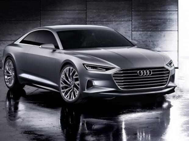 Концепт Prologue предвестил смену дизайна и технологий Audi