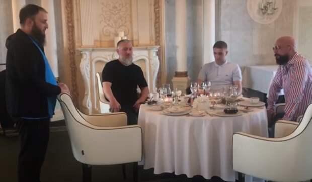 Чеченец извинился перед избитым москвичом