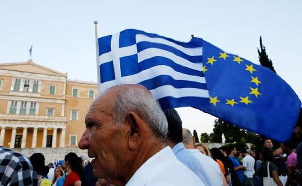Греция остаётся в «железной клетке еврозоны»