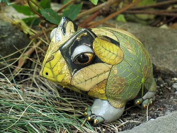 фарфоровые статуэтки животных-3