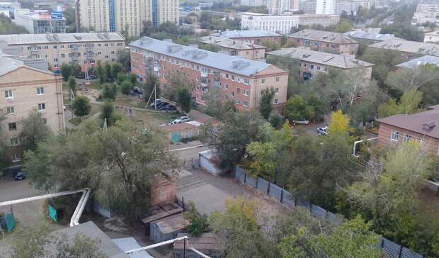 Жительница Александровского района выпала изокна вОренбурге